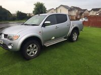 59 plate Mitsubishi l200 raging bull may swap