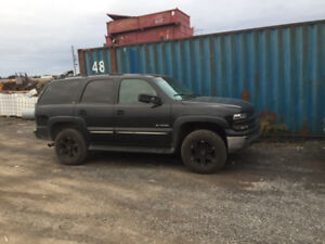 2001 Chevrolet Tahoe full VUS
