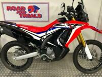 2017 Honda CRF 250 L Rally Edition Excellent Condition 2800 miles