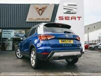 2019 SEAT ARONA HATCHBACK 1.0 TSI 115 FR (EZ) 5dr DSG Auto SUV Petrol Automatic