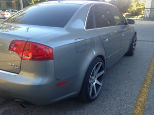 Audi A4 AWD turbo solid winter ready car no rust clean title