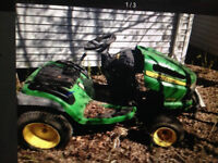 JD 140 tractor for parts