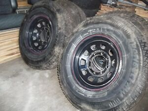 Rims & Tires Dodge Ram 2500