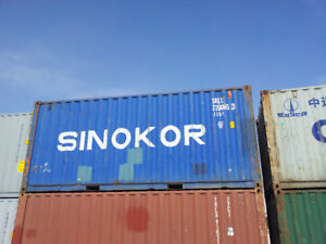 New & Used Cargo Worthy 20', 40' Seacan Containers For Sale