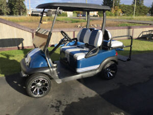 Golf cart Club car precedent  48v