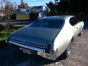 1969 Oldsmobile Cutlass Campbell River Comox Valley Area image 3
