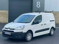2012 Citroen Berlingo 1.6 HDi 625Kg LX 75ps PANEL VAN Diesel Manual