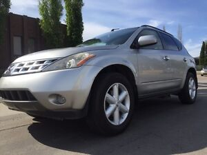 2004 NISSAN MURANO LEATHER LOADED ONE OWNER GREAT SHAPE