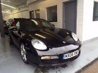 Porsche Boxster Convertible Mint Condition