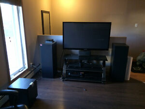 Combo Entertainment Unit