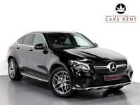 2017 Mercedes-Benz GLC COUPE GLC 250d 4Matic AMG Line Prem Plus 5dr 9G-Tronic Au