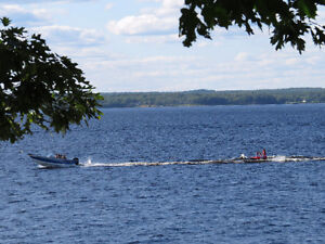 RV SITES FOR RENT AT BUCKWHEAT POINT ESTATES ON GRAND LAKE, NB