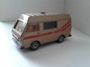 Vintage Siku Kastenwagen  LT28 Volkswagen