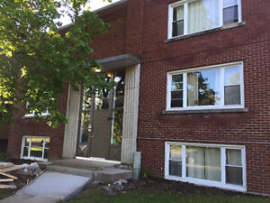 Westboro-major Renovated basement,heat included $1295 June-July