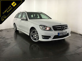 2013 63 MERCEDES C250 AMG SPORT CDI ESTATE 1 OWNER SERVICE HISTORY FINANCE PX