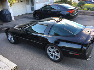 1988 Corvette L98 (RARE) 4+3 Speed Manual / SELL OR TRADE FOR ??