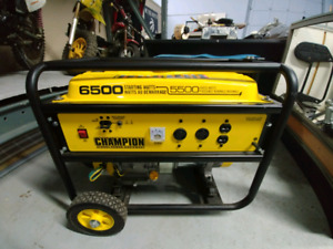 Brand new 6500 watt generator for sale