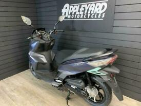 SYM JET 14 50cc Twist & Go Automatic Moped Maxi Scooter Learner Legal For Sal