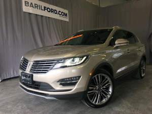 2015 Lincoln MKC FACTORY WARRANTY