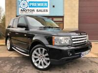 2005 (55) LAND ROVER RANGE ROVER 4.2 V8 SUPERCHARGED AUTO HSE