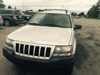 2004 Grand  Cherokee Certified and E Tested