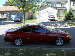 1999 Toyota Solara Se Coupe (2 door)