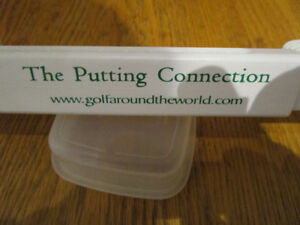 THE PUTTING CONNECTION PUTTING & CHIPPING TRAINING AID