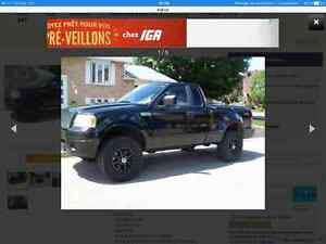 2007 Ford F-150 Stx Camionnette