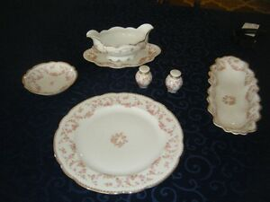 Bridal Rose China - 62 Pieces Oakville / Halton Region Toronto (GTA) image 2