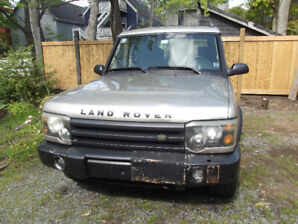 2003 Land Rover Discovery 2 SE