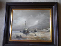Dutch Painting - Oil on Canvas