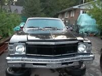 1977 buick skylark body only