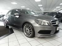 2014 63 MERCEDES-BENZ A CLASS A180 CDI AMG SPORT BLUEEFFICIENCY 109 BHP DIESEL