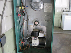 Furnace repair electric, gaz, oil heater and Heat pump West Island Greater Montréal image 7