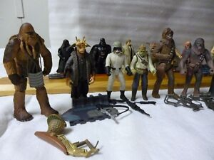 Vintage Star Wars Action Figures 1995 and up London Ontario image 4