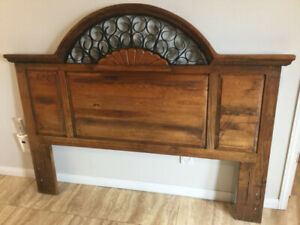 5 Piece Mexican Rustic Bedroom Set