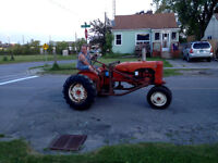 1951 Allis Chalmers Tractor