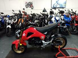 2014 Honda grom 125 125cc == we accept p/x / sell us your bike