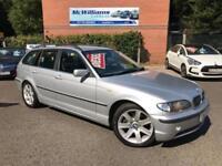 2003 BMW 3 Series 3.0 330d SE Touring 5dr Diesel Automatic (211 g/km, 204