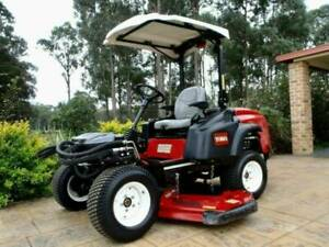 2014 Toro Groundsmaster 360 Commercial Diesel Ride on Lawn mower Austral Liverpool Area Preview