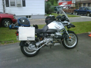 BMW R1150GS 2000 MOTORCYCLE FOR SALE