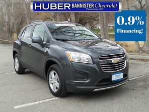 2016 Chevrolet Trax AWD/Turbo/Sunroof