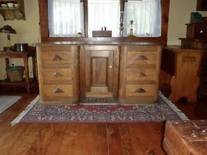 Antique Quebec Desk