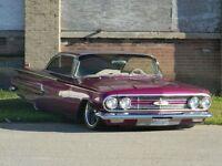 Classic 1960 Impala
