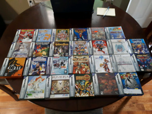 Boxed GBA Collection