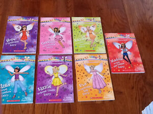 Rainbow magic books ( four different lots)