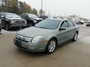 2009 Ford Fusion SEL*LOW KM*LEATHER*SUNROOF*AUX