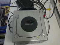 Nintendo GameCube Console + AC Adapter No Controller