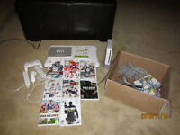 WII FIT/CONSOLE/GAMES AND HAND UNITS ALL MUST MUST GO