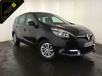 2013 63 RENAULT G-SCENIC D'QUE TOMTOM DCI 7 SEAT 1 OWNER SERVICE HISTORY FINANCE